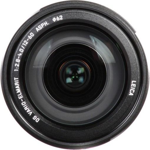 Panasonic Lumix 12-60mm F2.8-4 Asph. Power O.I.S. - Objectif
