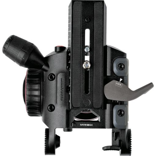 KIT ROTULE VIDEO MANFROTTO NITROTECH N8 ET TREPIED 536