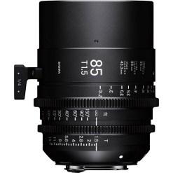 Sigma 85mm T1.5 FF (Sony E) - Objectif Prime Cinéma