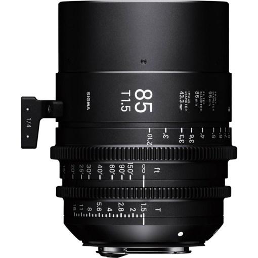 OBJECTIF SIGMA 85MM T1.5 FF monture Sony E