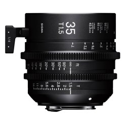 OBJECTIF SIGMA 35MM T1.5 FF Canon EF