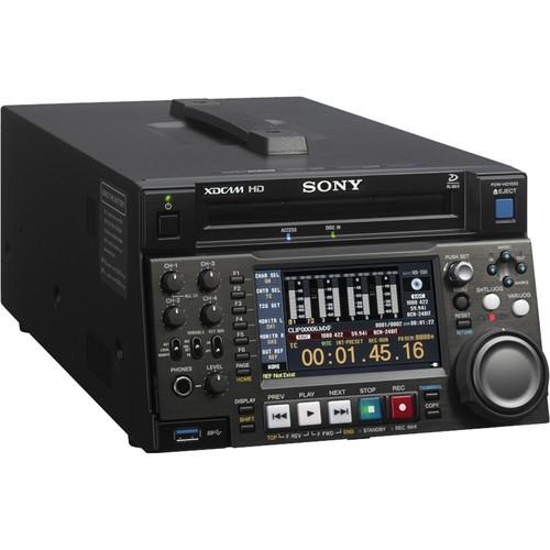 ENREGISTREUR/LECTEUR SONY PDW-HD1550