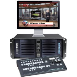 STUDIO VIRTUEL DATAVIDEO TVS-1200A