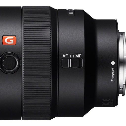 Sony FE 16-35mm F2.8 GM OSS - Objectif