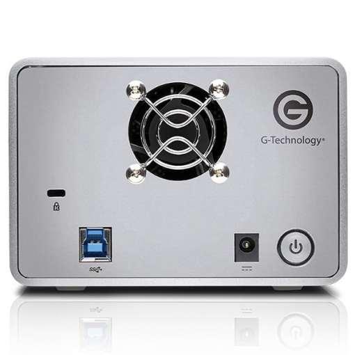 G-Technology 16 To G-Raid Removable USB 3.0 - Disque Dur Raid