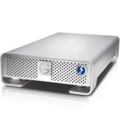 G-Technology 10 To G-Drive Thunderbolt & USB 3.0 - Disque Dur Externe