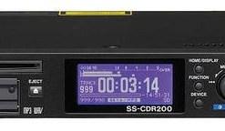ENREGISTREUR TASCAM SS-CDR200