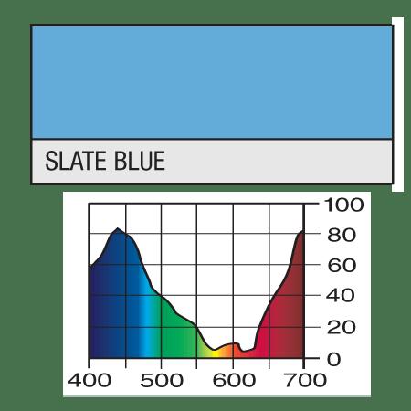 ROULEAU DE FILTRE LEE FILTERS 161 SLATE BLUE