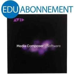 Avid Media Composer EDU Souscription pour Étudiant