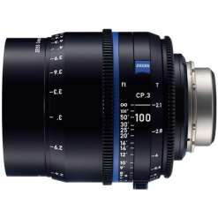 OPTIQUE ZEISS CP3 100MM T2.1 MONTURE E IMPERIAL