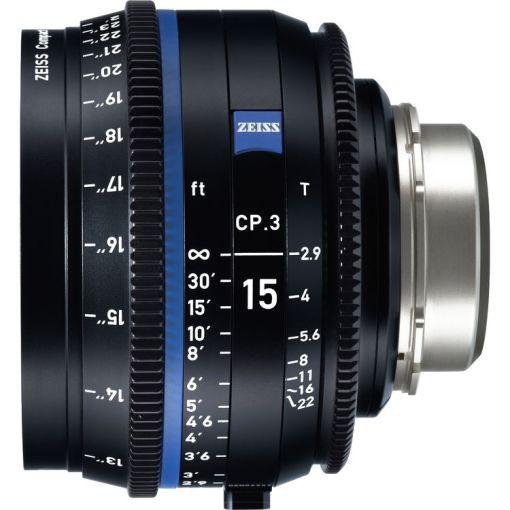 OPTIQUE ZEISS CP3 15mm T2.9 MONT E IMPERIAL