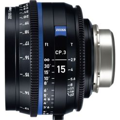 OPTIQUE ZEISS CP3 15mm T2.9 MONT E IMPERIAL
