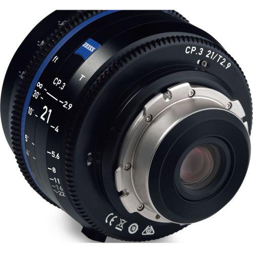 OPTIQUE ZEISS CP3 15mm T2.9 MONT F IMPERIAL