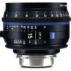 OPTIQUE ZEISS CP3 15mm T2.9 MONT MFT METRIQUE