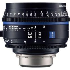 OPTIQUE ZEISS CP3 35mm T2.1 MONT E IMPERIAL