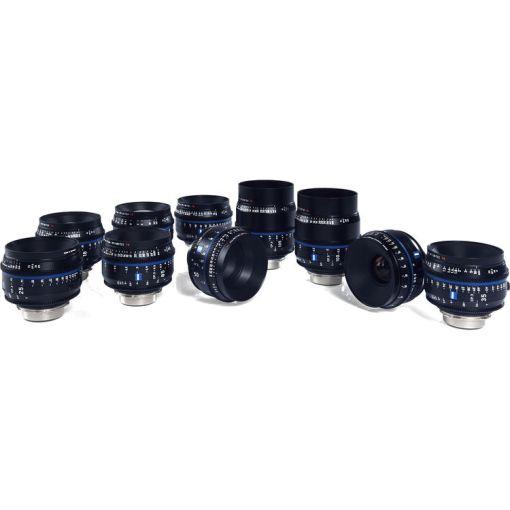 ZEISS CP.3 50mm T2.1 (Canon EF, métrique) - Objectif Prime Cinéma