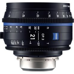 OPTIQUE ZEISS CP3 21mm T2.9 MONT EF IMPERIAL