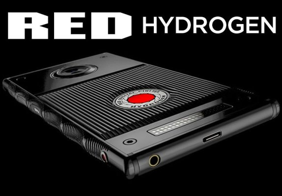 Smartphone RED HYDROGEN ONE