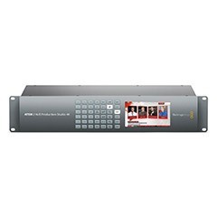 DISTRIBUTEUR BLACKMAGIC FIBRE OPTIQUE 4 ENTREES ATEM
