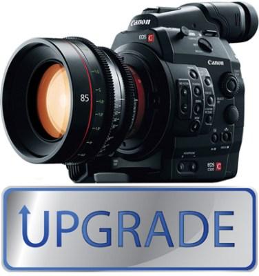 Mise à jour firmware Canon EOS C100 V1.0.1.1