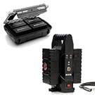 IDX 4 Batteries CUE-D300 & Chargeur VL-4SE - Kit Batteries et Chargeur