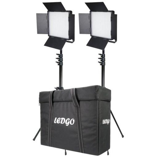 Ledgo LG-1200SC2KIT - kit de 2 panneaux LED