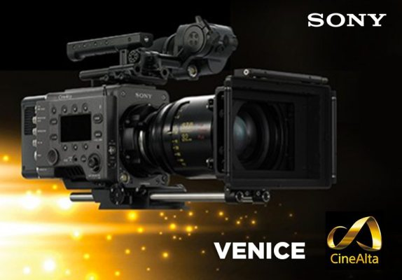 Nouvelle caméra Sony CineAlta VENICE