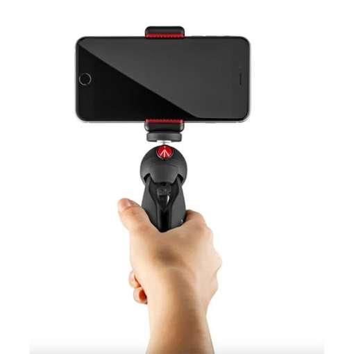 TREPIED DE TABLE SMARTPHONE MANFROTTO MKPIXICLAMP-BK