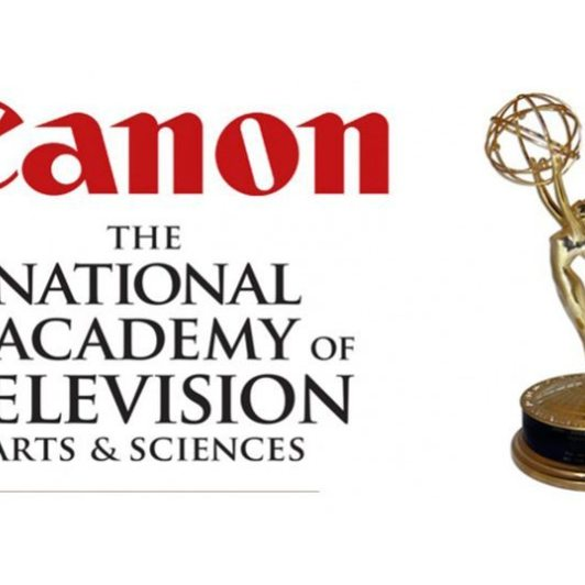 Canon reçoit l'Emmy Award Technology & Engineering 2017