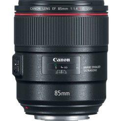 OPTIQUE CANON EF 85mm F/1.4L IS USM