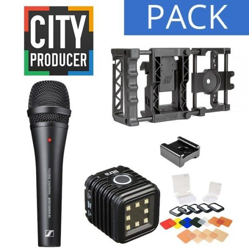 PACK IPHONE CITY PRODUCER