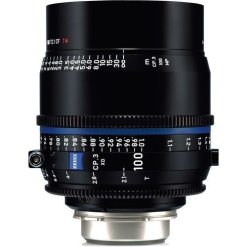 OPTIQUE ZEISS CP3 100mm T2.1 MONT PL IMPERIAL XD eXtended D