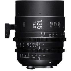 OBJECTIF SIGMA 135MM T2 FF F/AP PL