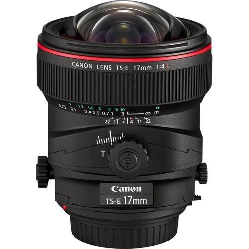 Canon EF TSE 17MM F4 L - Objectif