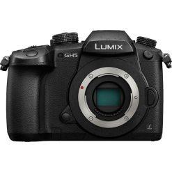 KIT PANASONIC LUMIX DC-GH5 + 12-35mm f/2.8 +35-100mm f/2.8
