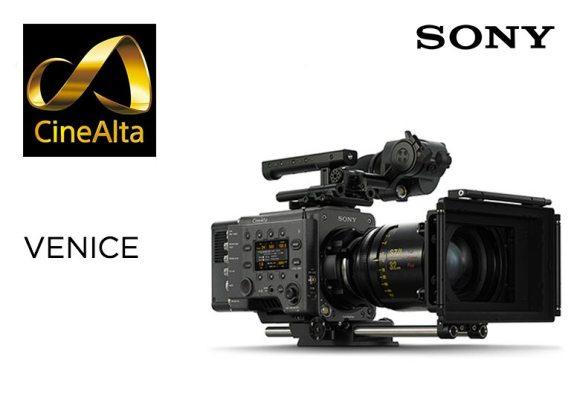 Sony apporte des améliorations à sa caméra CineAlta VENICE