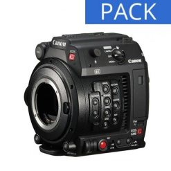 PACK CAMESCOPE CANON EOS C200