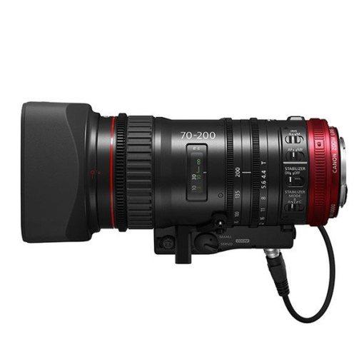 Canon CN-E 70-200mm T4.4 L IS KAS S - Objectif Zoom