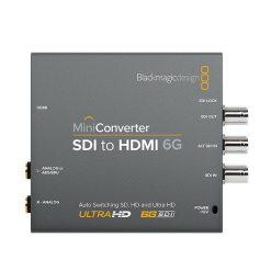 MINI CONVERTISSEUR BLACKMAGIC SDI VERS HDMI 6G