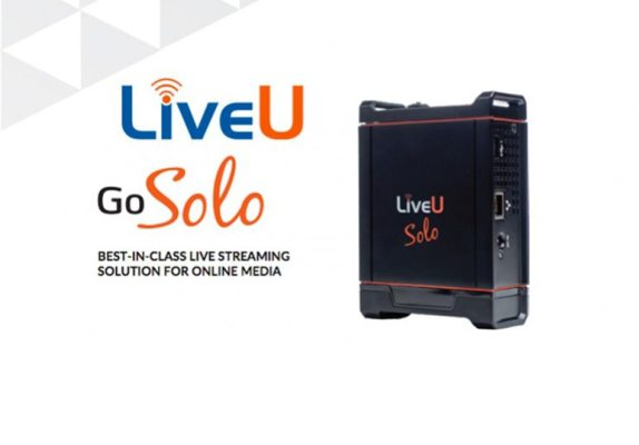 L'encodeur LiveU SOLO HDMI, la solution streaming pour les professionnels