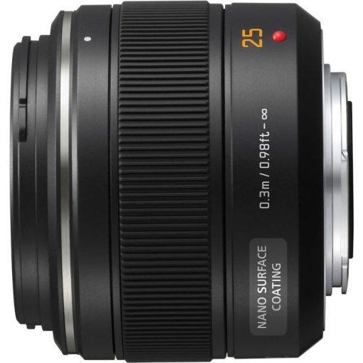 Panasonic Lumix 25mm F1.4 Asph. Leica DG Summilux - Objectif