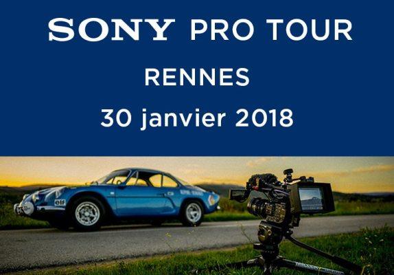 sony pro tour rennes 30 janvier 2018