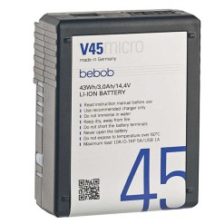 Bebob V45 MINI V-Mount - Batterie