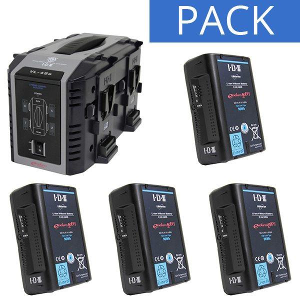 Sony BPU60 x2 – Batterie