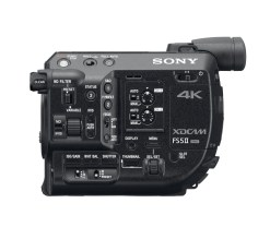 Caméra Sony PXW-FS5 Mark II