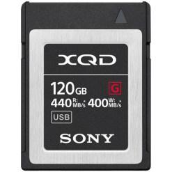 CARTE XQD 120GB SONY QD-G120F