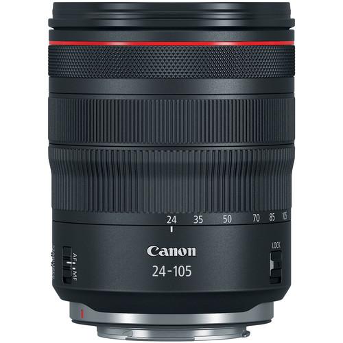 Canon RF 24-105mm F4 L IS USM - Objectif
