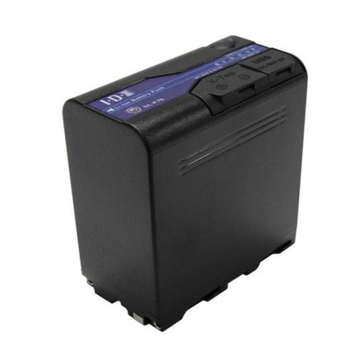 IDX SL-F70 - Batterie