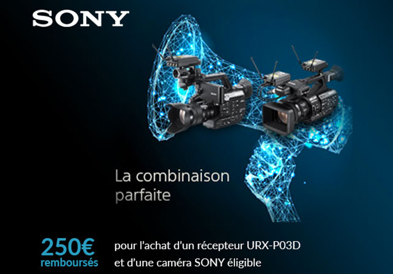 Promo Cashback Sony UWP-D Dual Channel