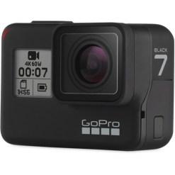 GoPro HERO 7 Black - Caméra embarquée 4K